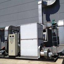 无泵水幕喷漆房概述_分类_安全与环保措施