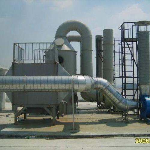 0VOCs活性炭吸附环保箱