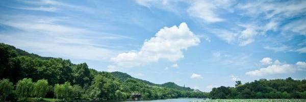 让白云爱上蓝天
