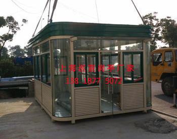 上海巡宣大型门卫值班岗亭专业生产厂家