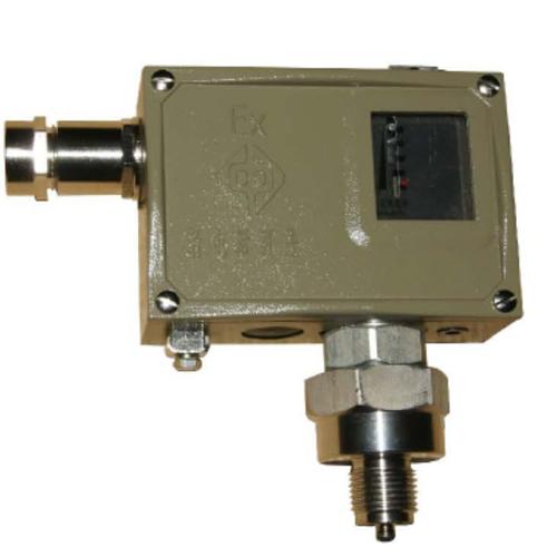 D511/7D防爆压力控制器的特点、接线图和外形图