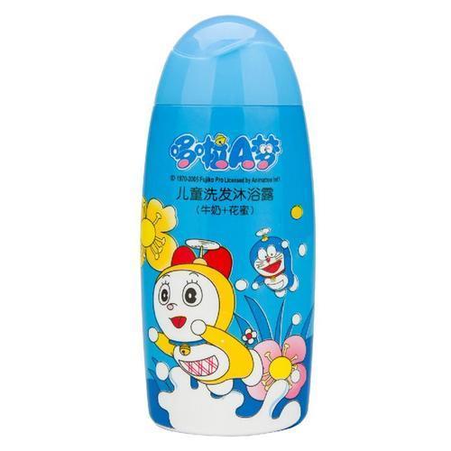 哆啦A夢兒童洗發沐浴露 300克