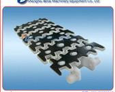 7100齿形平板链(83钢顶链)