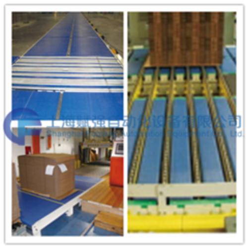 瓦楞纸板行业输送机