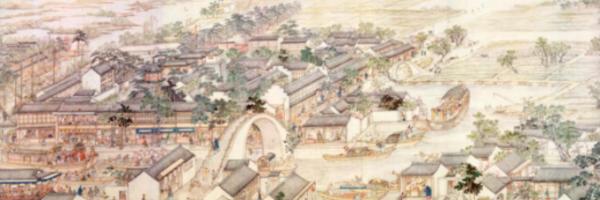 历史街区风貌修复设计——以苏州金融街设计为例