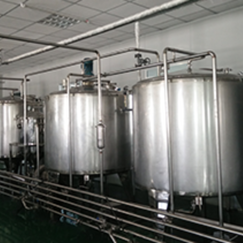 Malaysia milk beverage production line