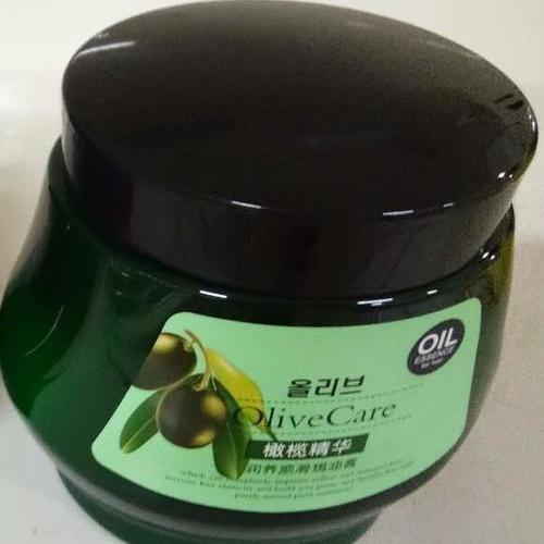 高丽莱橄榄精华焗油膏 800ml