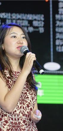 中国互联网协会产融工作组、社群经济专家谢晶