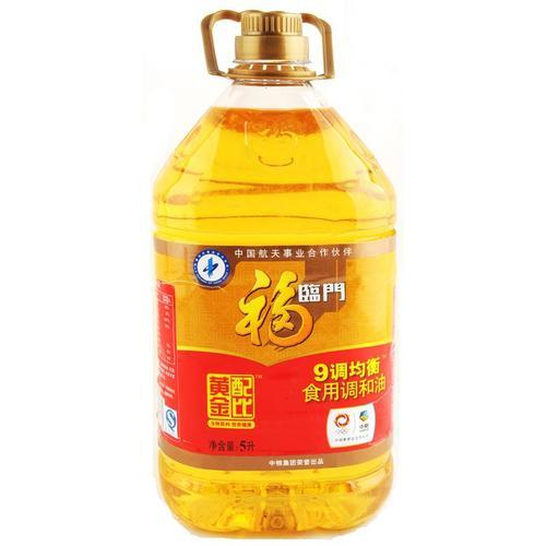 福临门9调均衡调和油5升