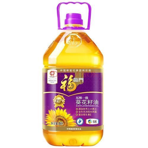 福临门葵花籽油 5升