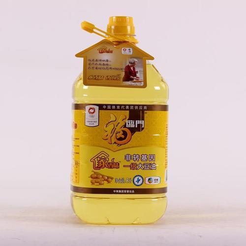 福臨門非轉基因大豆油 5升
