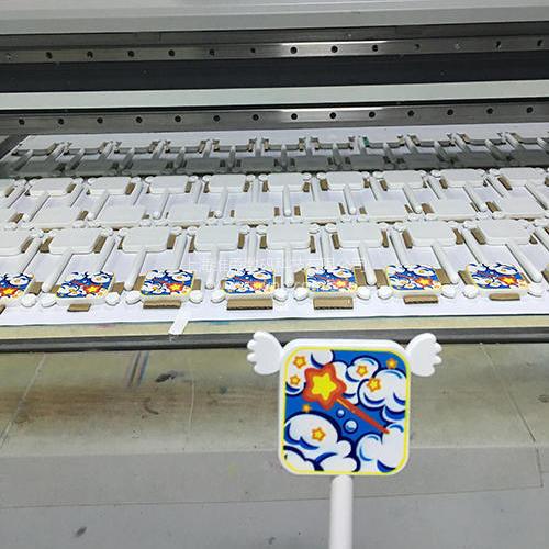 PVC材料UV打印