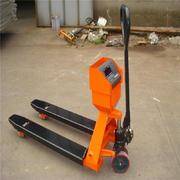 电子叉车秤 1-3吨宽尺移动搬运叉车秤