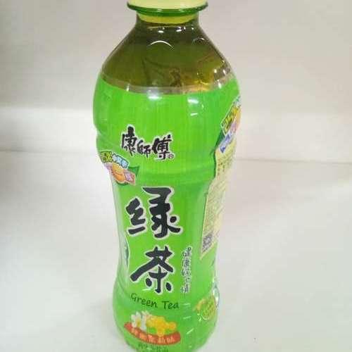 康师傅绿茶 500ml+50ml