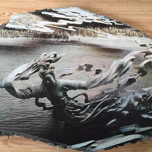 木制工艺画