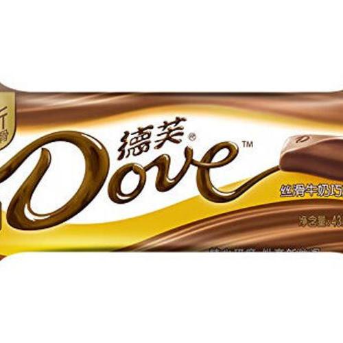 ?#33821;?#19997;滑牛奶巧克力 43克