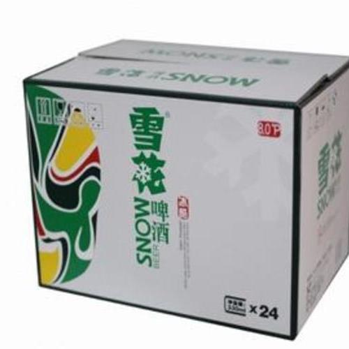 雪花啤酒(冰?#24148;?30mlx24罐