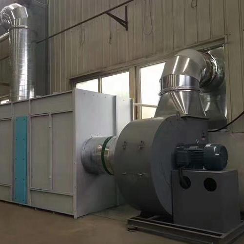 VOCs活性炭吸附环保箱