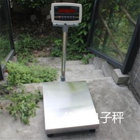 電子臺秤30-100kg電子臺秤TCS-系列臺秤臺面尺寸300*400mm朗科電子臺秤
