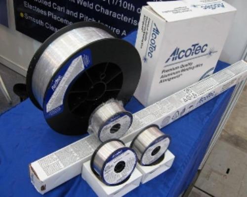 美国阿克泰克焊材