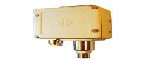 YWK-100压力开关的特点、接线图和外形图