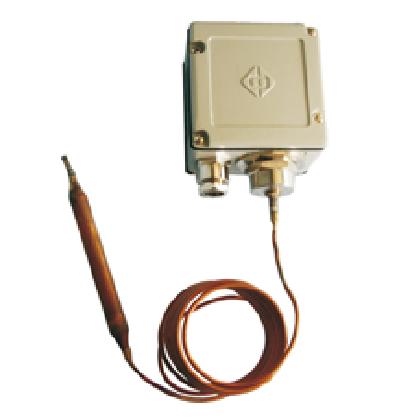 WTZK-100温度开关、机械式温度开关说明书下载.pdf