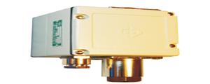 YWK-100S双触点压力开关的特点、接线图和外形图