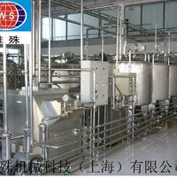 复合发酵麦芽果蔬汁饮料生产线