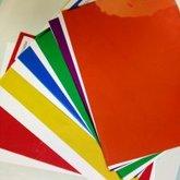 各种颜色离型膜