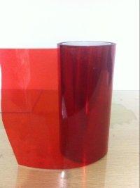 红色PET离型膜.jpg