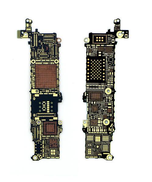 适用 苹果iPhone 5C 光板 线路测量板 测线板 裸板 空板