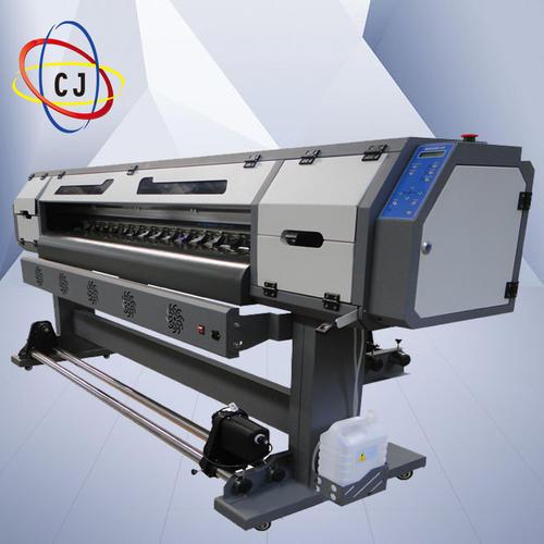 CJ-ES1801 eco solvent inkjet indoor printer