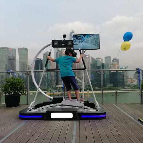 VR滑雪机