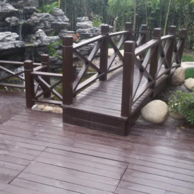 别墅花园景观