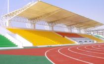 江苏学校体育场膜结构