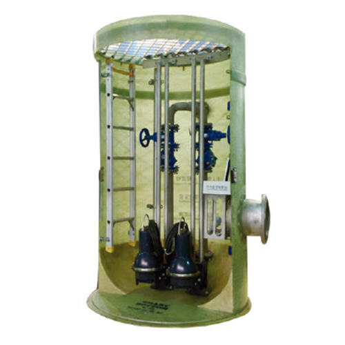 PPS一体化污水提升泵站