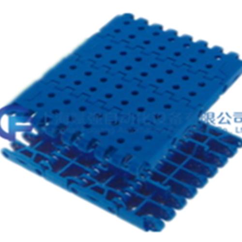 1000全宽度模制穿孔平板限位型网带