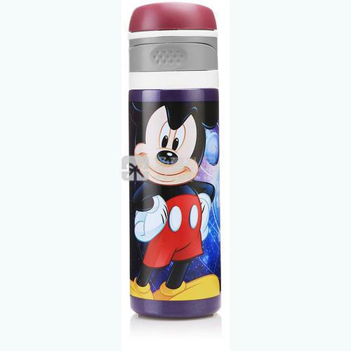 迪士尼 璀璨星空 不锈钢真空保温弹跳杯