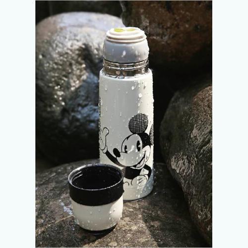 米奇黑白经典真空瓶