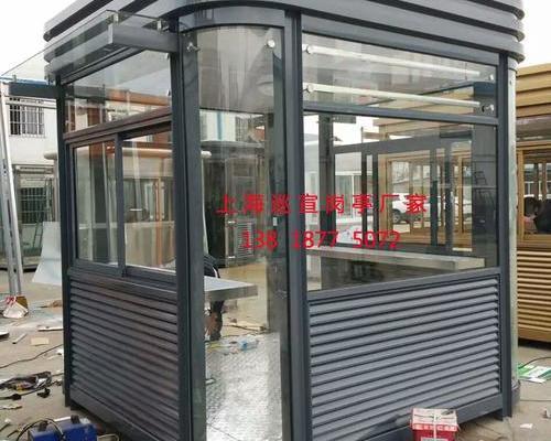 钢结构岗亭-035