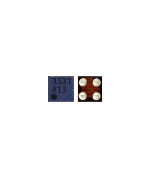 适用 苹果5S U6 蓝屏IC 6代 6plus 逻辑码片4脚管 U0301 3531813