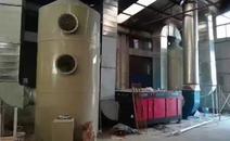 废气净化过率通风
