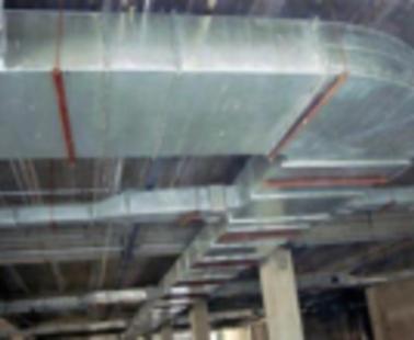 地下室楼宇通风工程案例