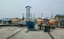 废气处理通风净化工程案例