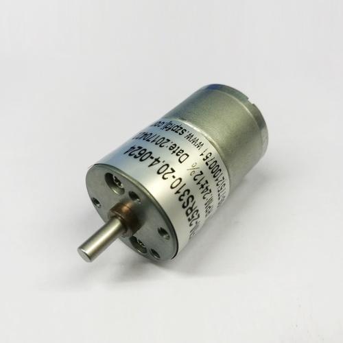 PFM-25RS310微型直流减速电机
