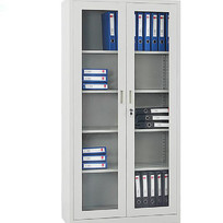 玻璃開門資料柜 SD-WJG003