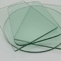 方形圆形玻璃台面