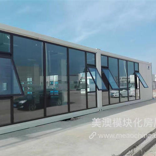 南京高齿集团车间办公室