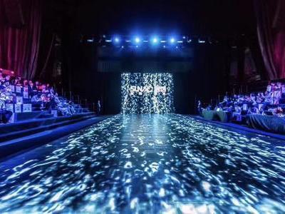 展厅设计 直击上海融创2017重要作品发布会