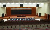 上海美兰湖会议中心多媒体会议系统